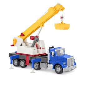 Driven, Jumbo Crane Truck with Extendable Crane