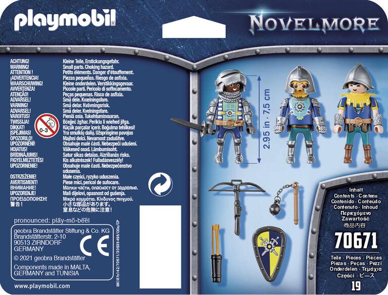 Playmobil - Novelmore Knights Set