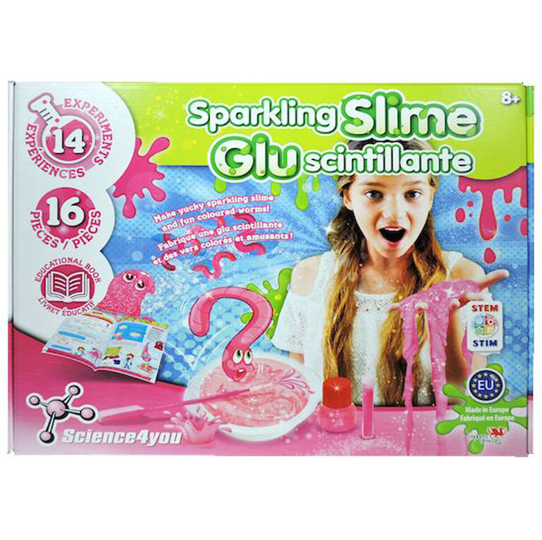 Science4you - Glu Scintillante