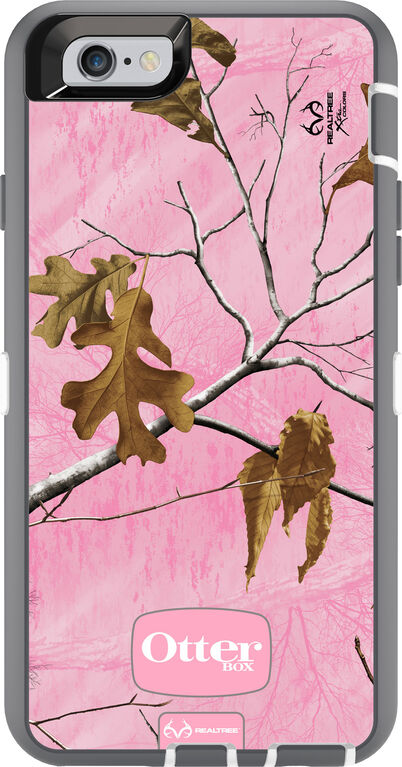 OtterBox Defender iPhone 6/6s TR Xtra Pink