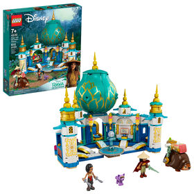 LEGO Disney Princess Raya et le palais du cœur 43181