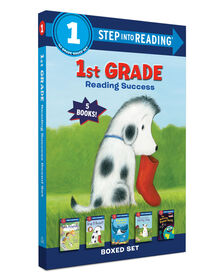 1st Grade Reading Success Boxed Set - English Edition