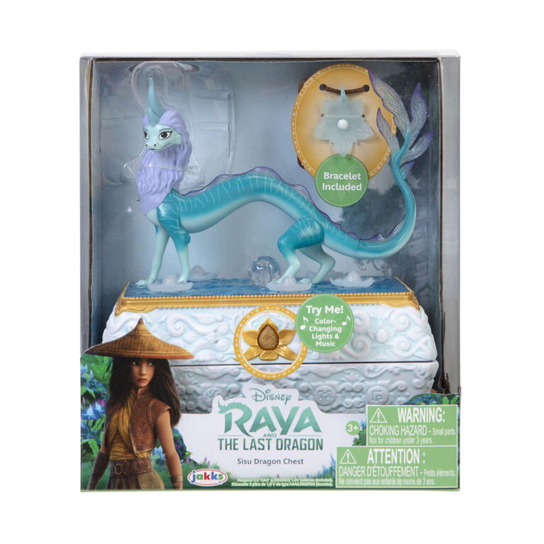 Disney's Raya and the Last Dragon - Sisu Dragon Chest Jewlery Box