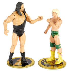 WWE Duel de Champions – Ric Flair vs The Giant