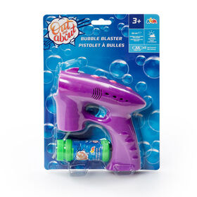 Out and About Bubble Blaster Purple