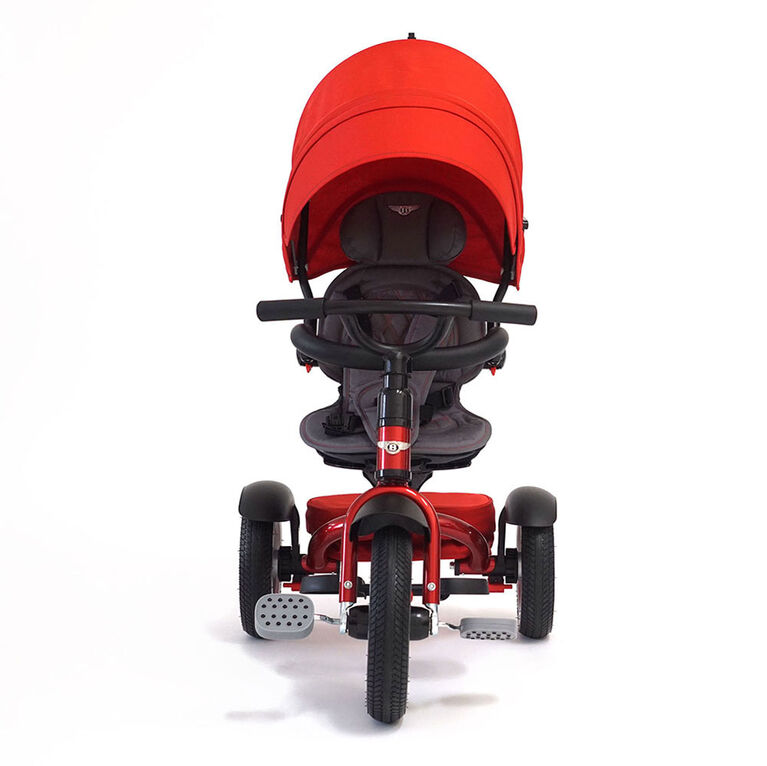 Bentley 6In1 Stroller / Trike Red