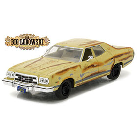 1:43 The Big Lebowski (1998) - The Dude's 1973 Ford Gran Torino