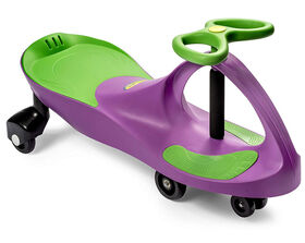 Plasma Car - Purple/Lime