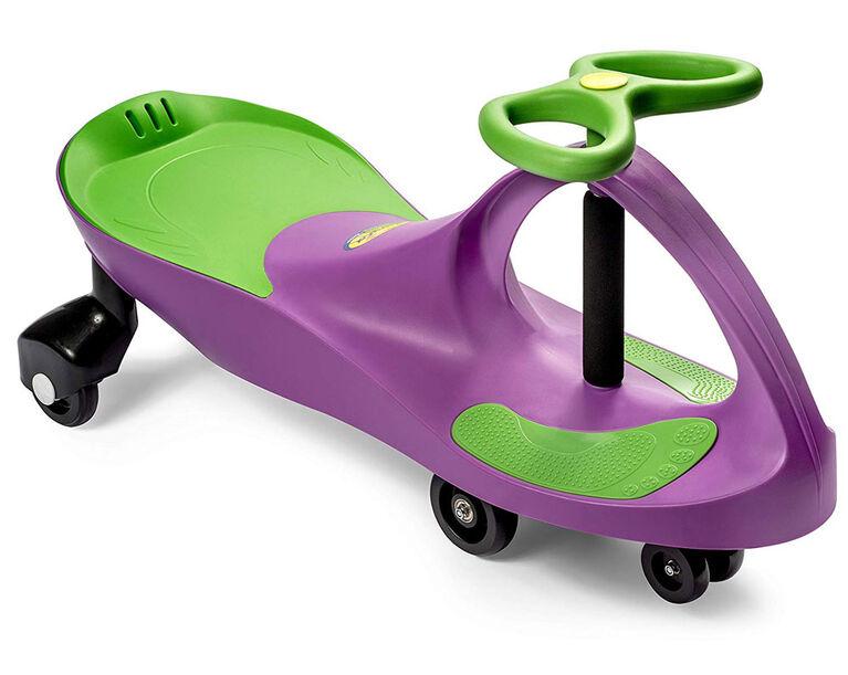 Plasma Car - Purple/Lime