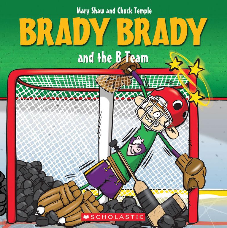 Brady Brady and the B Team - Édition anglaise
