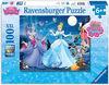Ravensburger - Disney Princess - Scintillante Cendrillon casse-têtes 100pc