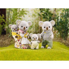 Calico Critters - Outback Koala Bear Family