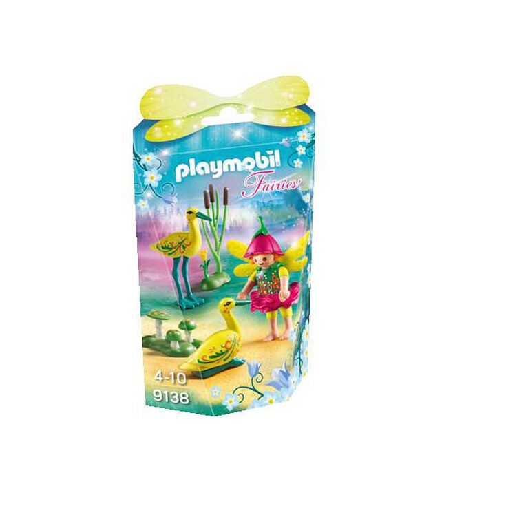 Playmobil - Fairy Girl with Storks