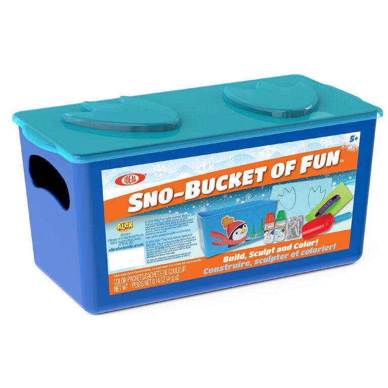 Ideal Sno Toys Sno Bucket of Fun