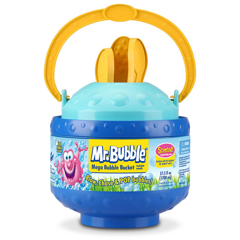 Mega Bubble Bucket