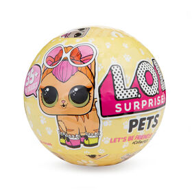 L.O.L. Surprise! Pets S3 Re-released Pets with 6 Surprises