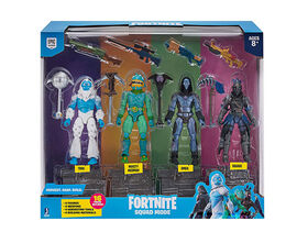 Fortnite Squad Mode 4-Figure Pack Series 2 - English Edition