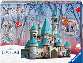 Ravensburger -  Disney Frozen 2 Castle casse-tête 216 pc