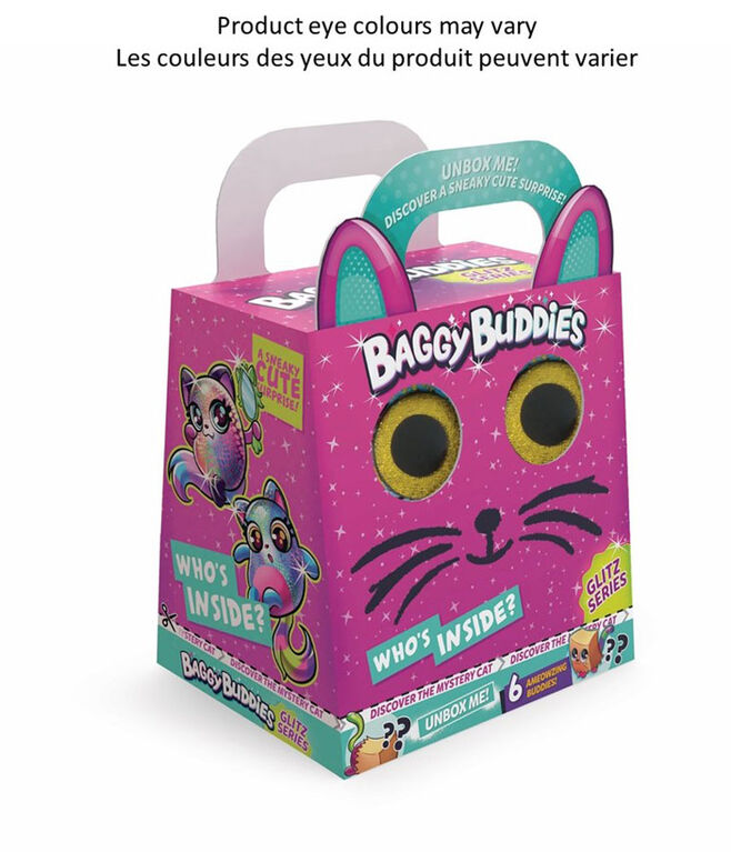 Baggy Buddies Glitz XL - Piky