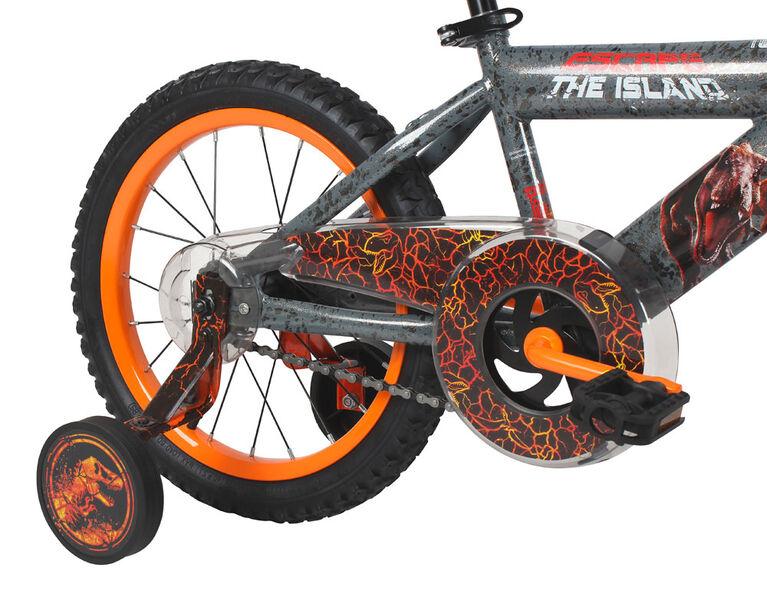 Bicyclette Jurassic World de 16 po - Jurassic World - Notre exclusivité