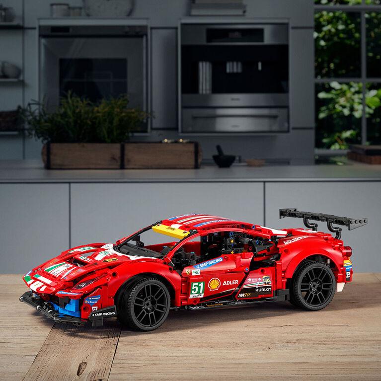 "LEGO Technic Ferrari 488 GTE ""AF Corse 51"" 42125"