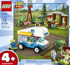 LEGO  Disney Toy Story 4 RV Vacation 10769