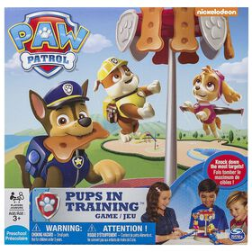 Spin Master Games - Paw Patrol Pups In Training Game