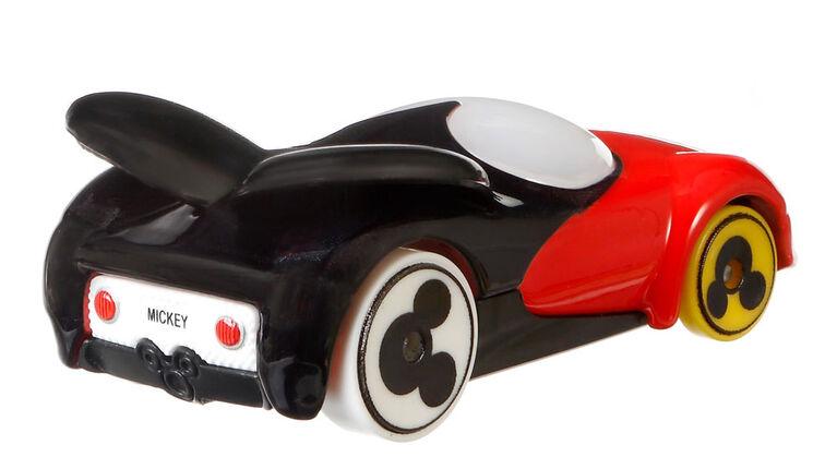 Hot Wheels - Disney/Pixar - à l'échelle 1:64 Mickey Mouse véhicule