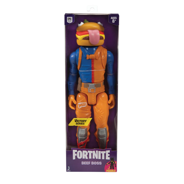 """Fortnite Victory Série 12 """" figure d'action Beef Boss"""
