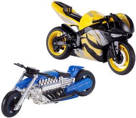 Hot Wheels - Véhicule X-Blade - Édition anglaise.