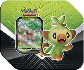 Pokemon Galar Partners Tin - Grookey