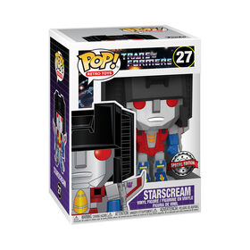 Funko POP! Retro Toys: Transformers - Starscream - R Exclusive