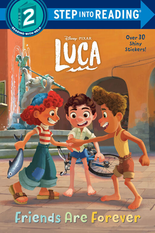 Friends Are Forever (Disney/Pixar Luca) - English Edition