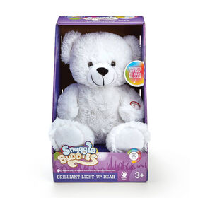 Snuggle Buddies Brilliant Light Up Bear - R Exclusive