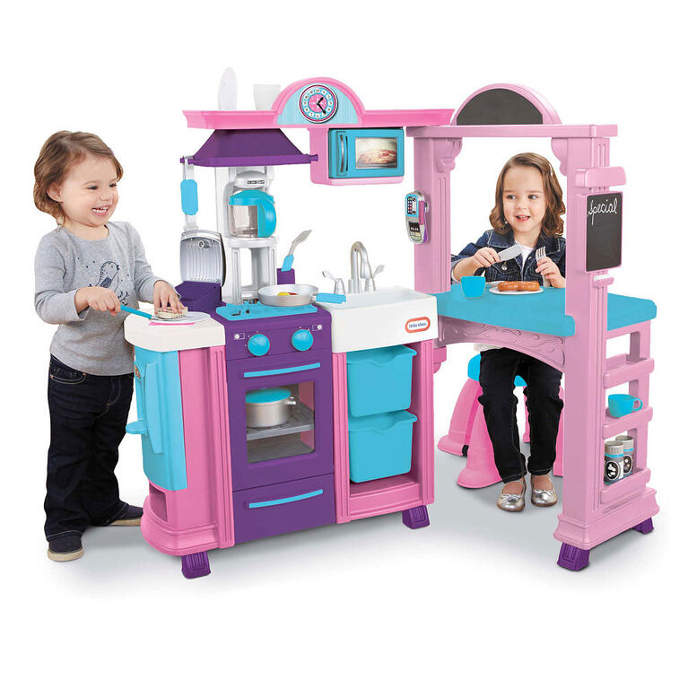 Little Tikes Kitchen Restaurant Pink R Exclusive Toys R Us Canada