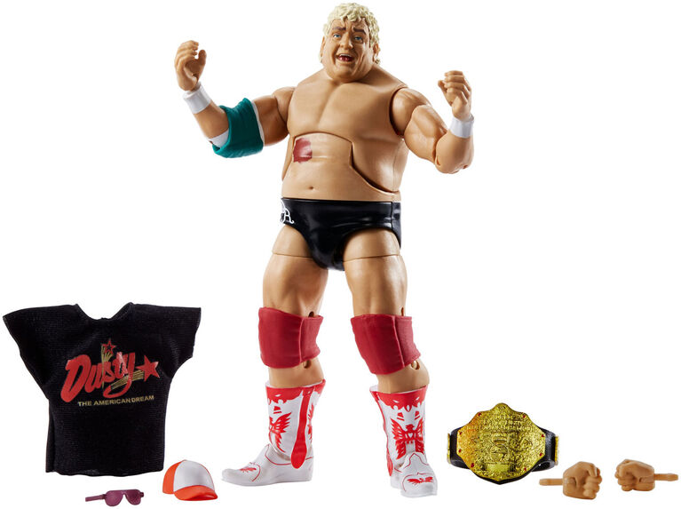 WWE Dusty Rhodes Elite Collection Action Figure