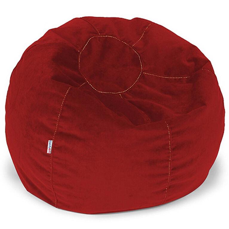 Comfy Kids - Comfy Teen Bag Beanbag in Red