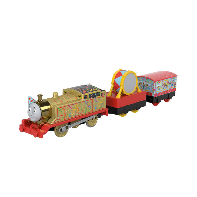 Thomas & Friends - Train Motorisé Golden Thomas