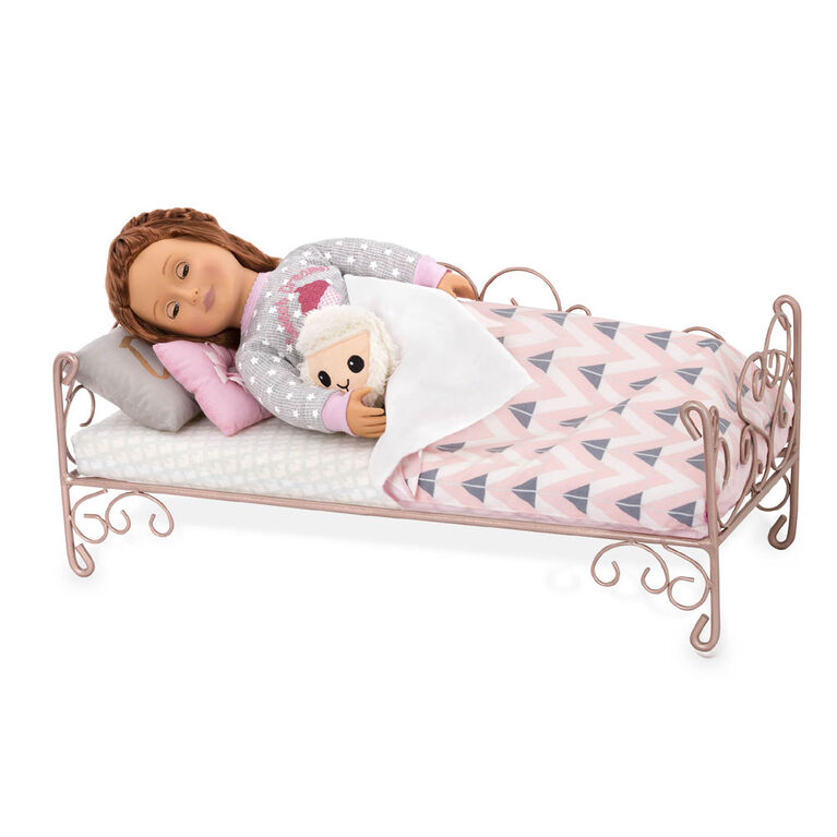 Our Generation, Scrollwork Bed for 18-inch Dolls