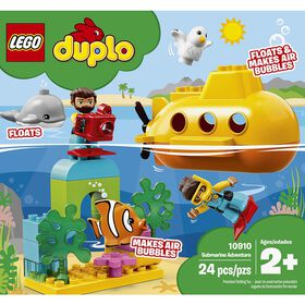 LEGO DUPLO Town Submarine Adventure 10910