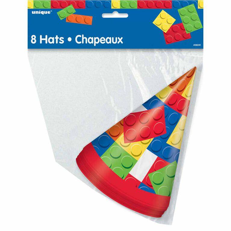 Building Blocks Chapeaux de fête, 8un - Édition anglaise