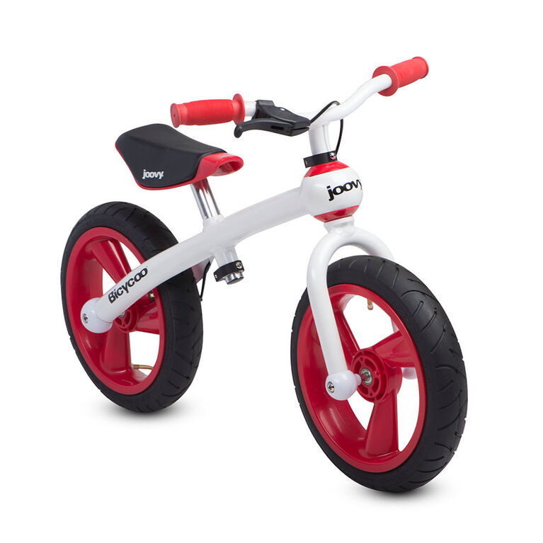 Joovy Bicycoo Balance Bike - Red