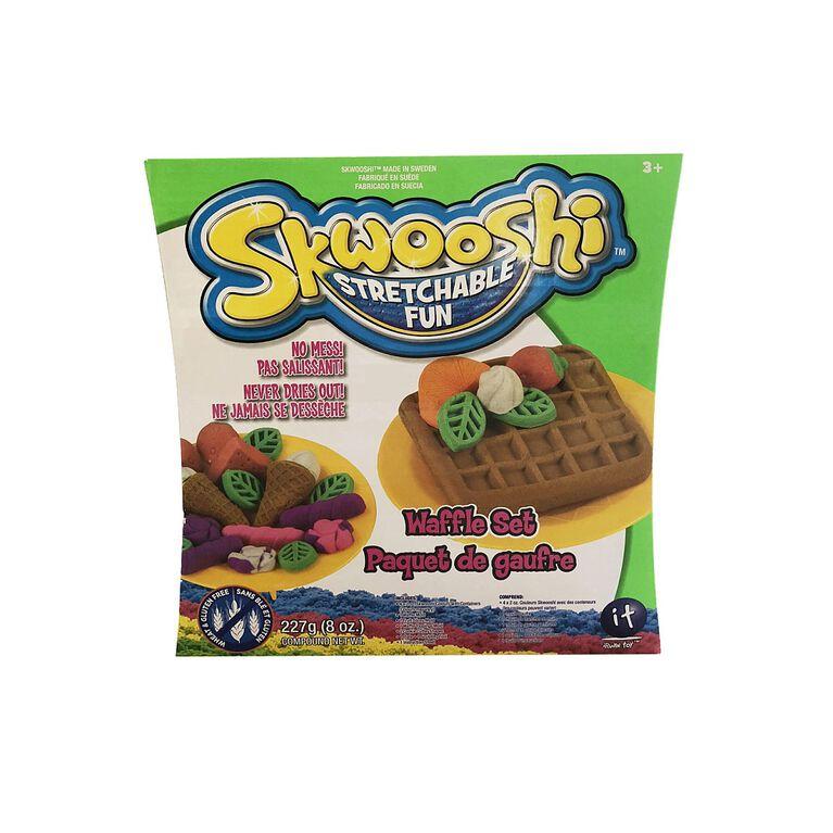 Skwooshi Waffle Set