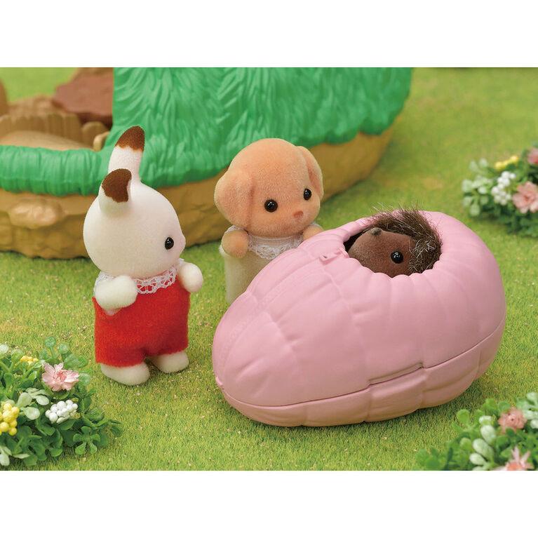 Baby Hedgehog Hideout