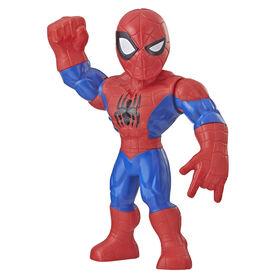 Playskool Heroes Marvel Super Hero Adventures Mega Mighties Spider-Man Collectible 10-Inch Action Figure