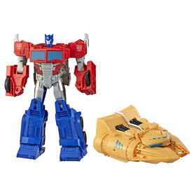 Transformers Cyberverse Spark Armor Ark Power Optimus Prime