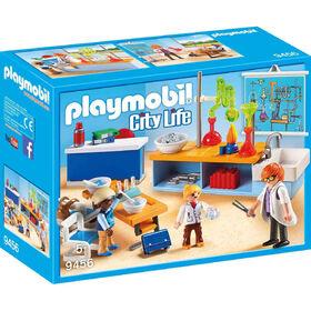 Playmobil - Chemistry Class