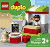 LEGO DUPLO Town Le stand à pizza 10927