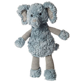 "Mary Meyer - Mastic Pinstripes Elephant - Peluche, Animal en peluche 14"""