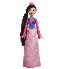 Disney Princess Royal Shimmer - Poupée Mulan.